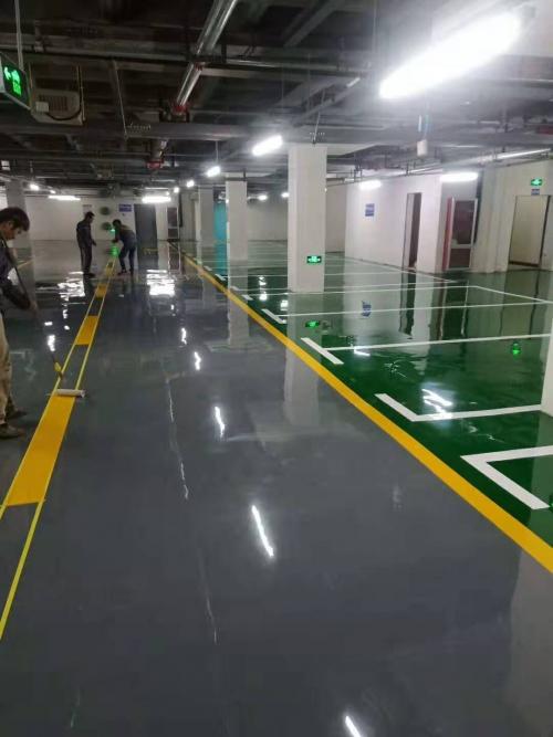 青岛环氧地坪施工